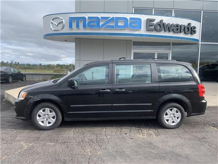 2012 Dodge Grand Caravan SE/SXT (Stk: 21924) in Pembroke - Image 1 of 9