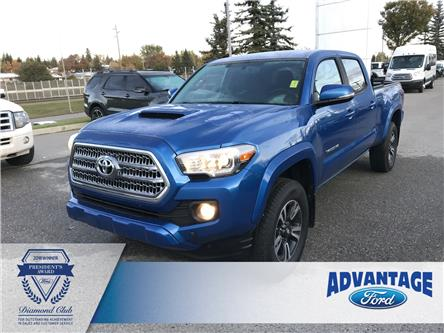 2016 Toyota Tacoma SR5 (Stk: K-2420A) in Calgary - Image 1 of 24