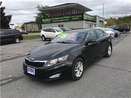 2013 Kia Optima LX+ (Stk: 2572) in Kingston - Image 1 of 13