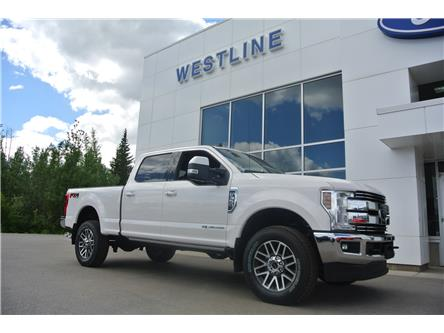 2019 Ford F-350 Lariat (Stk: 4106) in Vanderhoof - Image 1 of 24