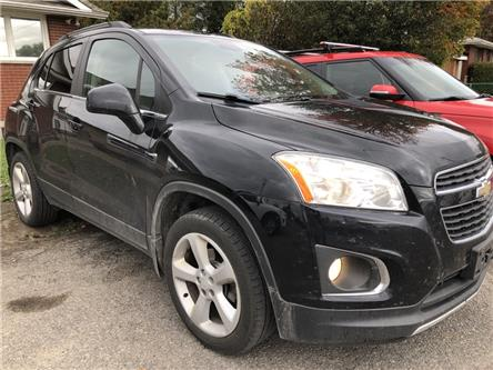 2015 Chevrolet Trax LTZ (Stk: -) in Kemptville - Image 1 of 2