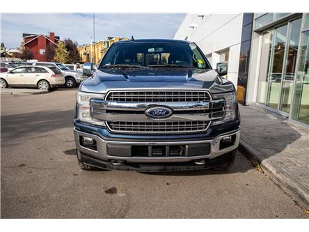 2018 Ford F-150 Lariat (Stk: KK-295A) in Okotoks - Image 2 of 21