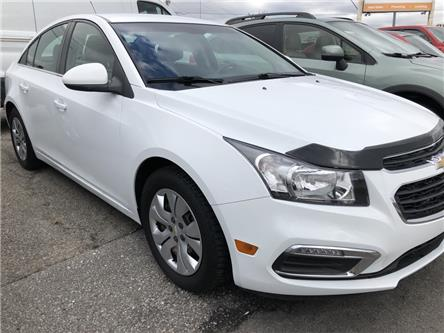 2015 Chevrolet Cruze 1LT (Stk: ) in Kemptville - Image 1 of 2
