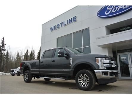 2019 Ford F-350 Lariat (Stk: 4091) in Vanderhoof - Image 1 of 21