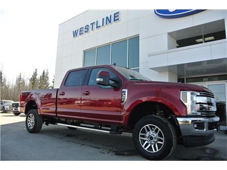 2019 Ford F-350 Lariat (Stk: 4074) in Vanderhoof - Image 1 of 20