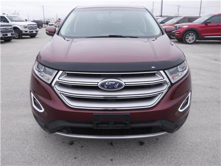2016 Ford Edge SEL (Stk: U-4067) in Kapuskasing - Image 2 of 9