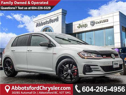 2019 Volkswagen Golf GTI 5-Door Autobahn (Stk: K624090A) in Abbotsford - Image 1 of 25