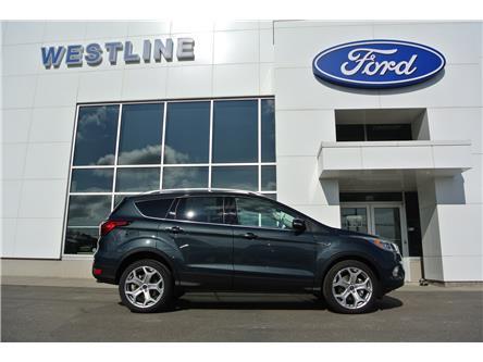 2019 Ford Escape Titanium (Stk: 4146) in Vanderhoof - Image 2 of 20