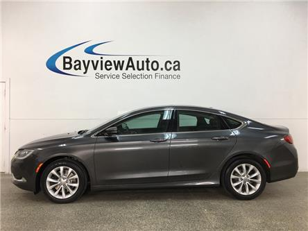 2015 Chrysler 200 C (Stk: 35635WA) in Belleville - Image 1 of 26