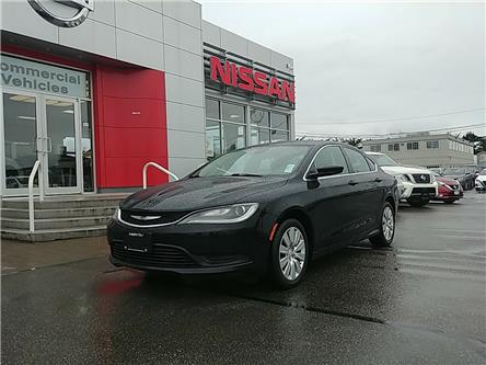 2016 Chrysler 200 LX (Stk: N90-4502A) in Chilliwack - Image 1 of 10