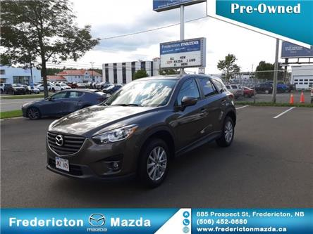 2016 Mazda CX-5 GS (Stk: S15) in Fredericton - Image 1 of 21