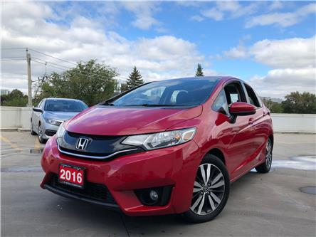 2016 Honda Fit EX (Stk: F19290A) in Toronto - Image 1 of 30