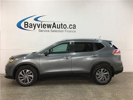 2016 Nissan Rogue SL Premium (Stk: 35768W) in Belleville - Image 1 of 30