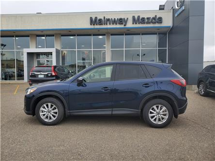 2016 Mazda CX-5 GS (Stk: N1578) in Saskatoon - Image 1 of 26