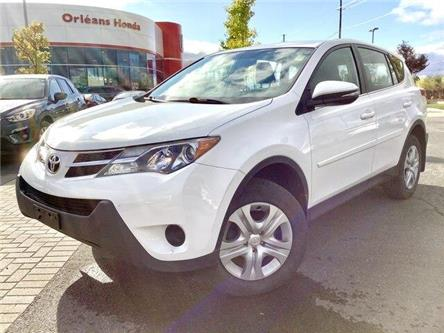2015 Toyota RAV4 LE (Stk: P0885) in Orléans - Image 1 of 20