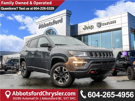 2018 Jeep Compass Trailhawk (Stk: AG0968A) in Abbotsford - Image 1 of 30