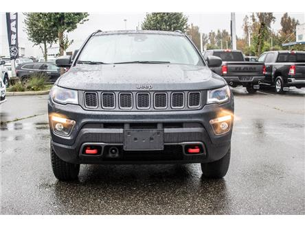 2018 Jeep Compass Trailhawk (Stk: AG0968A) in Abbotsford - Image 2 of 30
