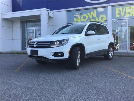 2017 Volkswagen Tiguan Wolfsburg Edition (Stk: H12104A) in Peterborough - Image 1 of 16