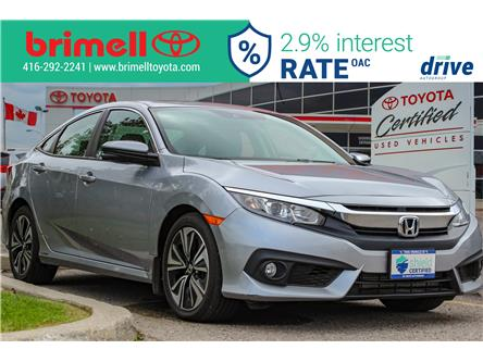 2016 Honda Civic EX-T (Stk: 10014) in Scarborough - Image 1 of 12