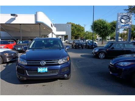 2014 Volkswagen Touareg 3.0 TDI Highline (Stk: 688912A) in Victoria - Image 2 of 20