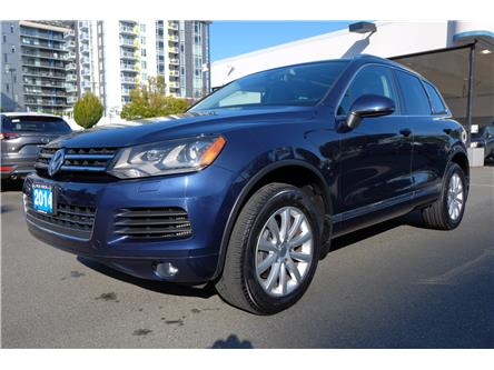 2014 Volkswagen Touareg 3.0 TDI Highline (Stk: 688912A) in Victoria - Image 1 of 20