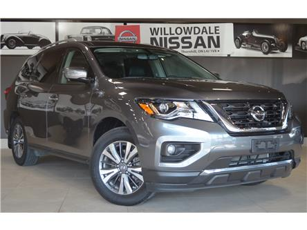 2017 Nissan Pathfinder SL (Stk: H8746A) in Thornhill - Image 2 of 33