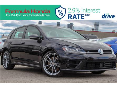 2017 Volkswagen Golf R 2.0 TSI (Stk: B11444) in Scarborough - Image 1 of 28