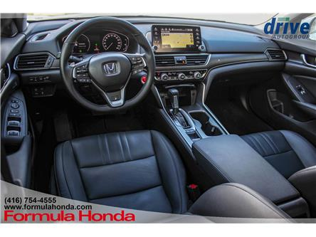 2019 Honda Accord Touring 1.5T (Stk: B11476) in Scarborough - Image 2 of 36
