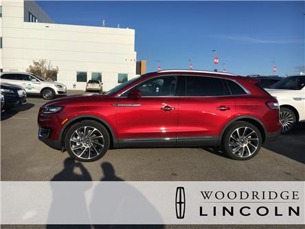 2019 Lincoln Nautilus Reserve (Stk: K-1890) in Calgary - Image 2 of 6