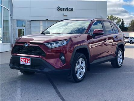 2019 Toyota RAV4 XLE (Stk: TW004B) in Cobourg - Image 1 of 23