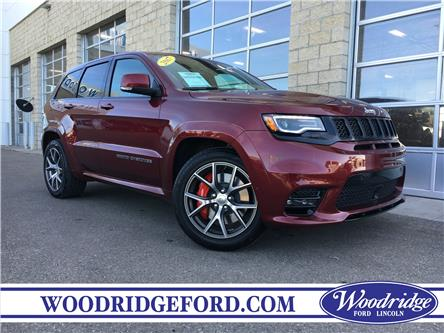 2017 Jeep Grand Cherokee SRT (Stk: K-2041B) in Calgary - Image 1 of 21