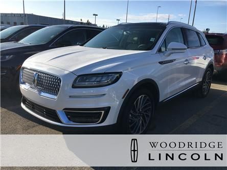 2019 Lincoln Nautilus Reserve (Stk: K-2261) in Calgary - Image 1 of 6