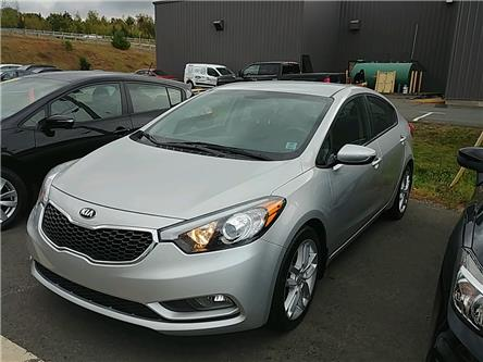 2015 Kia Forte 1.8L LX+ (Stk: U0378) in New Minas - Image 1 of 16