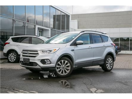 2019 Ford Escape SEL (Stk: 1912540) in Ottawa - Image 1 of 27