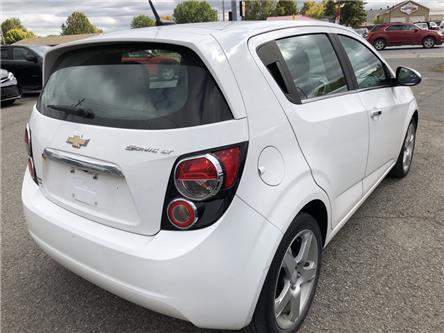 2014 Chevrolet Sonic LT Auto (Stk: ) in Kemptville - Image 2 of 2