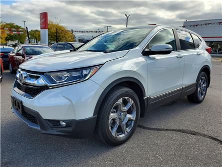 2017 Honda CR-V EX (Stk: 326891A) in Mississauga - Image 1 of 24