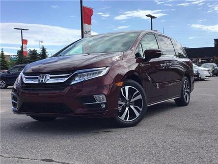 2020 Honda Odyssey Touring (Stk: 20047) in Barrie - Image 1 of 23