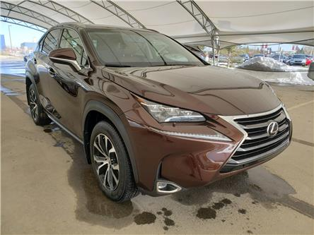 2016 Lexus NX 200t Base (Stk: L20076A) in Calgary - Image 1 of 5