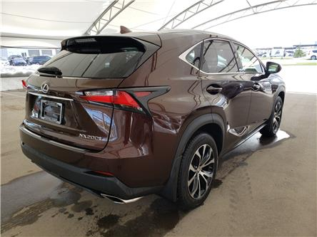 2016 Lexus NX 200t Base (Stk: L20076A) in Calgary - Image 2 of 5