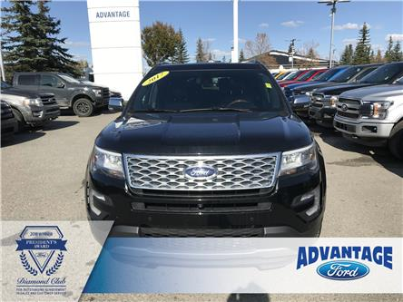 2017 Ford Explorer Platinum (Stk: 5556) in Calgary - Image 2 of 21