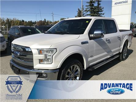 2017 Ford F-150 Lariat (Stk: K-1110A) in Calgary - Image 1 of 17