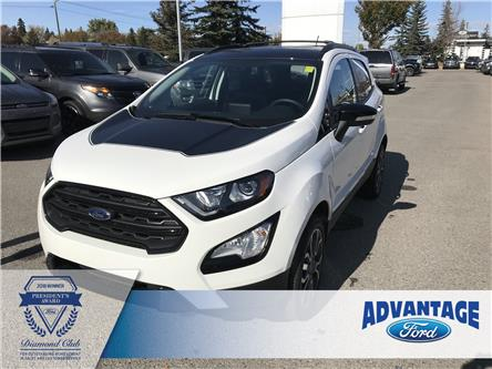 2019 Ford EcoSport SES (Stk: K-1568A) in Calgary - Image 1 of 25