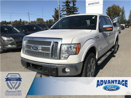 2012 Ford F-150 Lariat (Stk: K-1687A) in Calgary - Image 1 of 22