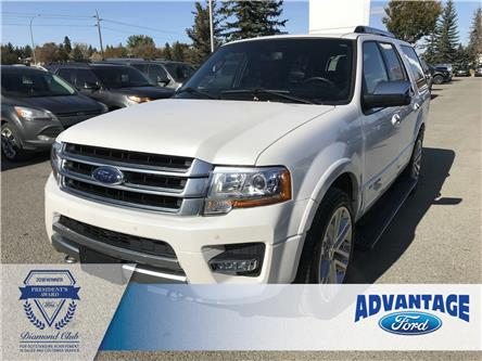 2017 Ford Expedition Platinum (Stk: K-1769A) in Calgary - Image 1 of 28