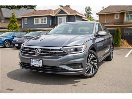 2019 Volkswagen Jetta 1.4 TSI Execline (Stk: KJ250325) in Vancouver - Image 1 of 27