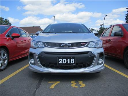 2018 Chevrolet Sonic LT Auto (Stk: AA19313) in Ottawa - Image 2 of 18