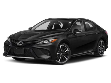 2020 Toyota Camry XSE (Stk: 4349) in Barrie - Image 1 of 9