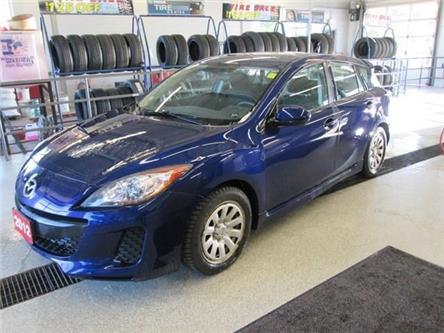 2012 Mazda Mazda3 Sport GS-SKY (Stk: 205112) in Gloucester - Image 1 of 14