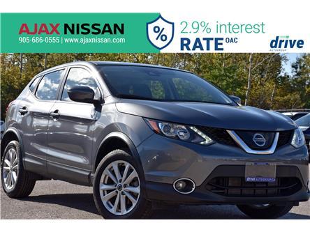 2019 Nissan Qashqai SV (Stk: P4211CV) in Ajax - Image 1 of 32