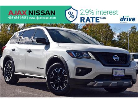 2019 Nissan Pathfinder SL Premium (Stk: P4255CV) in Ajax - Image 1 of 39